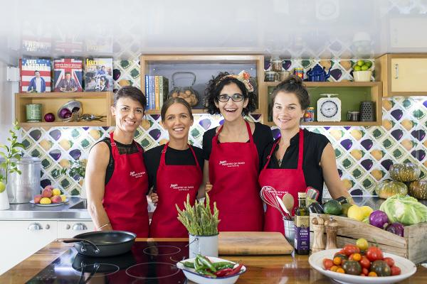 Baldivis to host Jamie's Ministry of Food WA Mobile Kitchen Cooking Course